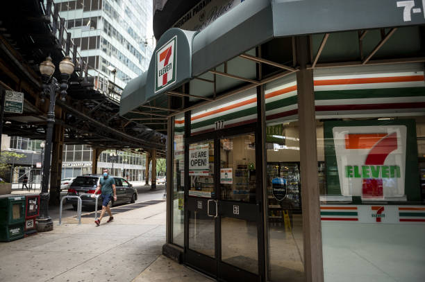 IL: 7-Eleven Owner To Buy Marathon Gas Stations For $21 Billion
