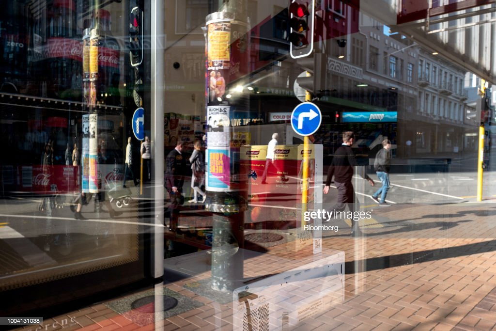 New Zealand's Capital City as Inflation Accelerates