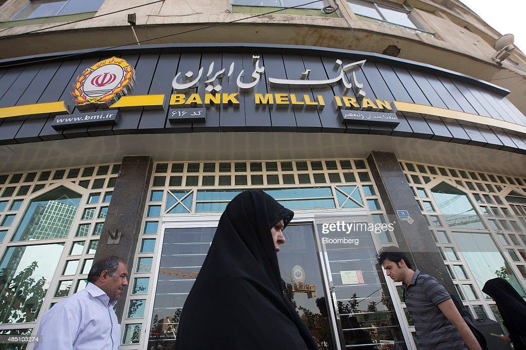 General Economy In Iran : News Photo
