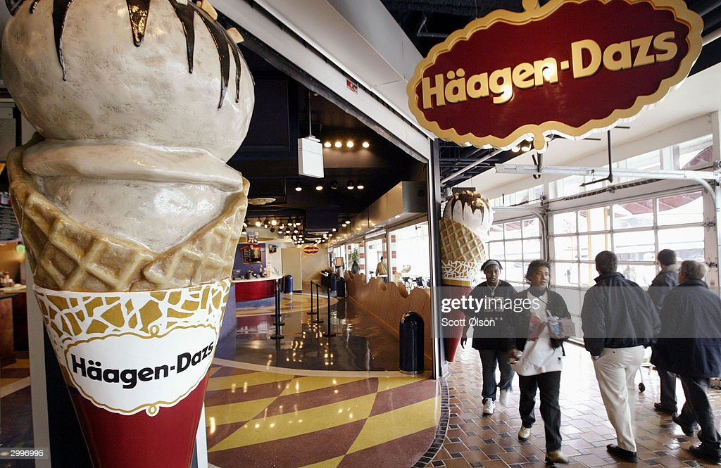 Dreyer's Buys Haagen-Dazs Shops