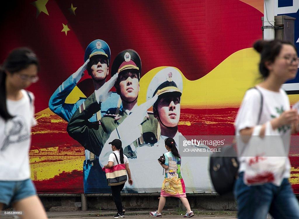 CHINA-PHILIPPINES-UN-MARITIME : News Photo