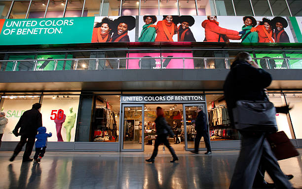 an analysis of the benetton group business A case study of benetton marketing messages in time or space purchased in any of the mass media by business the benetton group launch united.