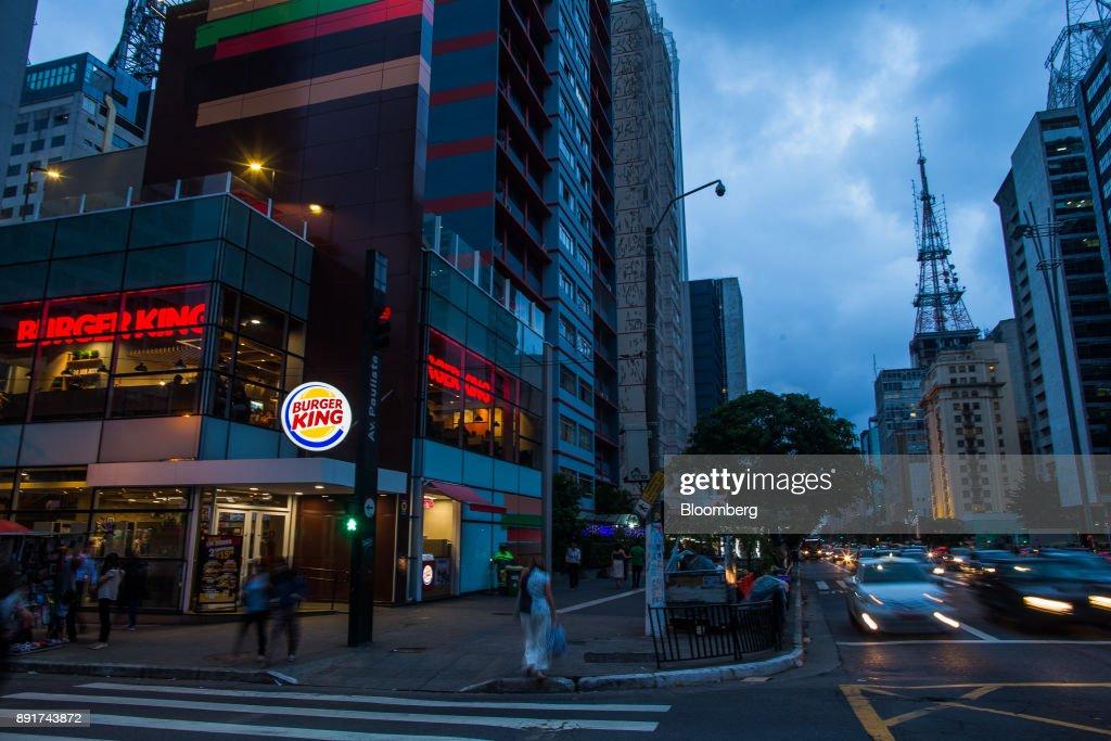 Burger King do Brasil Restaurants Ahead Of IPO Pricing