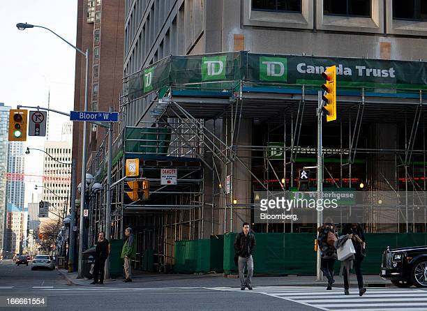 10 Top Views Of The Td Canada Trust Tower And Branch
