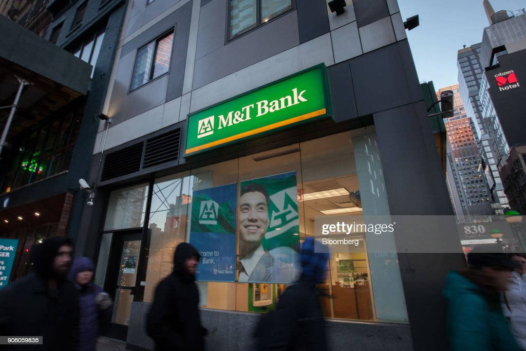 M&T Bank Corp. Branches Ahead Of Earnings Figures