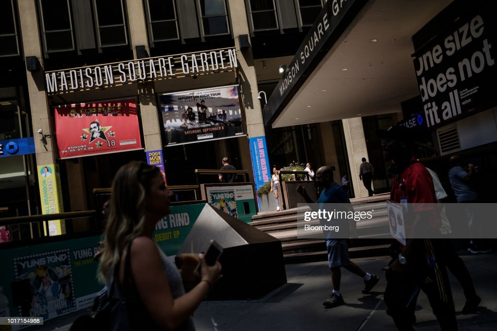 Madison Square Garden Co. Ahead Of Earnings Figures