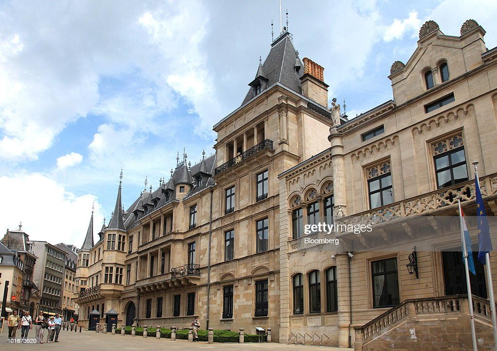Luxembourg City Centre : News Photo
