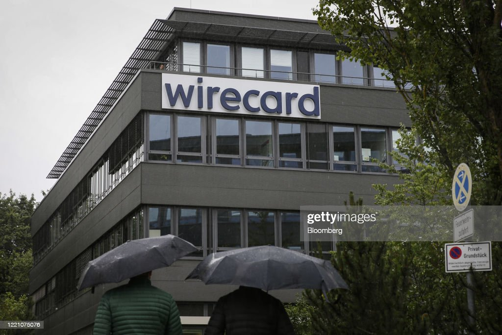 Wirecard's $2.1 Billion Hole Deepens After Forgery Claim : News Photo