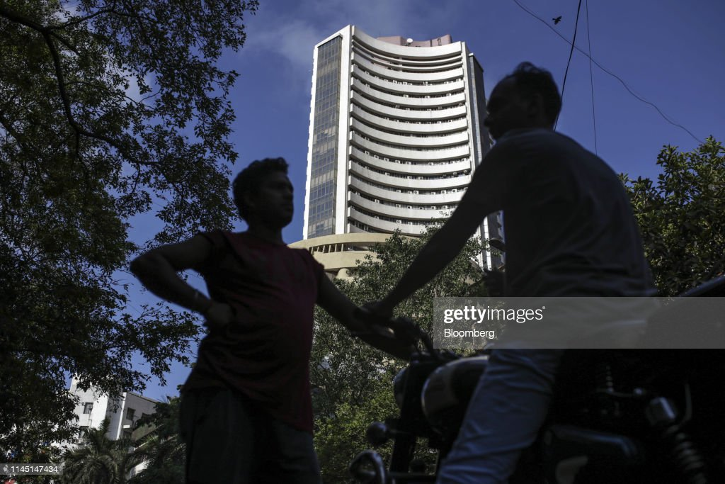 IND: Sensex Surges Most In 3 Years On Expected Modi Victory