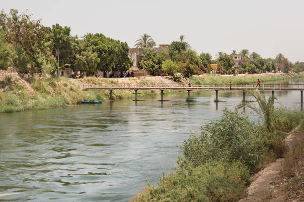 EGY: Life, Death and Laughter as Egypt Farmers Battle Climate Change