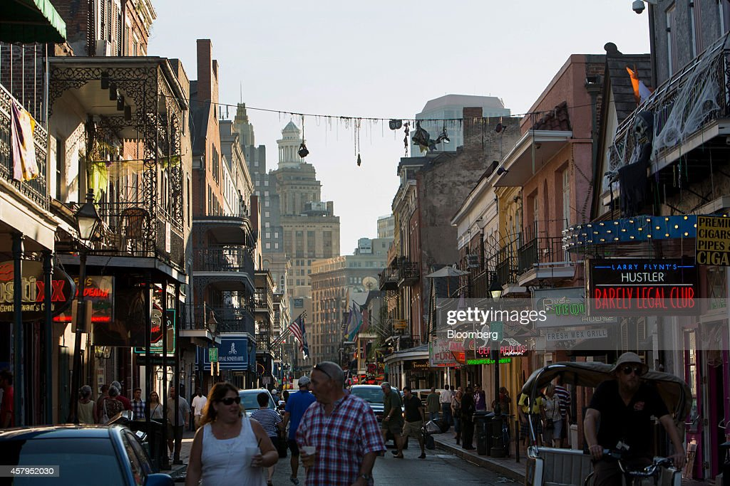 Views Of Louisiana's Largest City And Metropolitan Area : News Photo