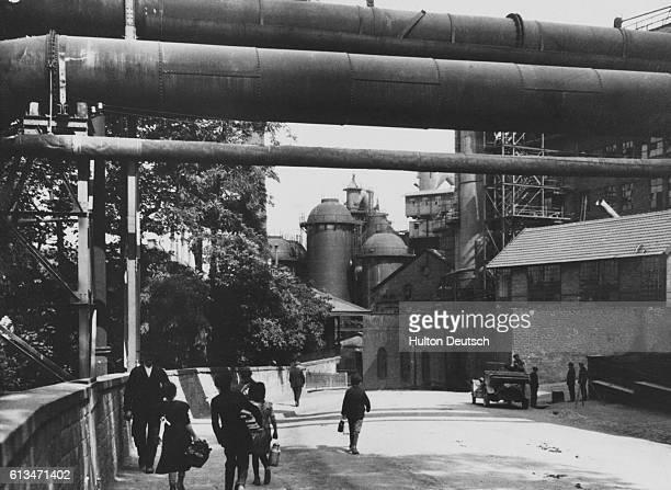 pipeline deutsch