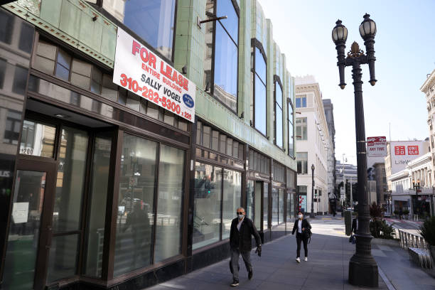 CA: As Economic Restrictions Ease, Some San Francisco Businesses Struggle To Return