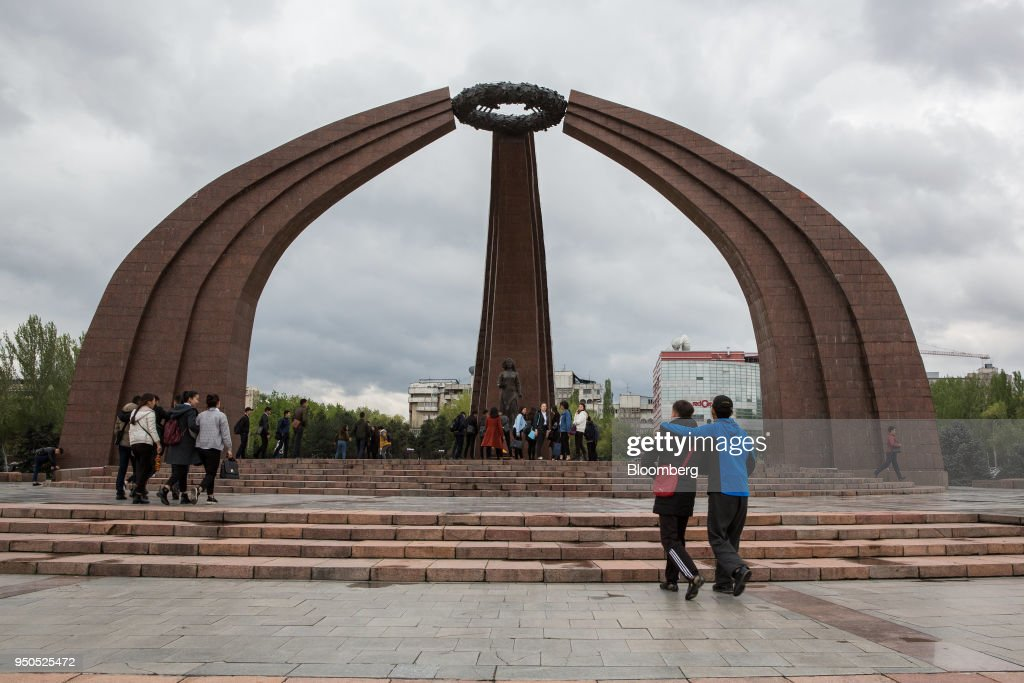 General Economy in the Kyrgyz Capital