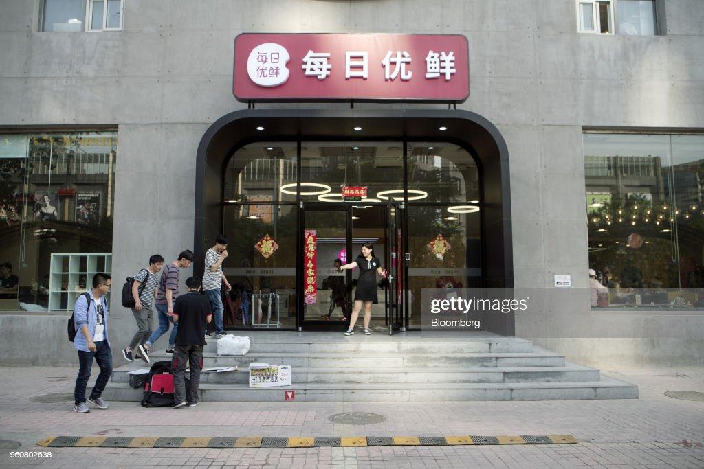 Mr Fresh Food Kiosks as Glorified Vending Machines Raise Billions in China