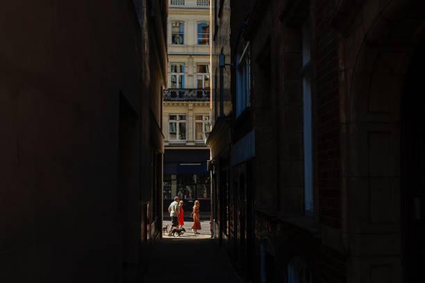 GBR: Life Returns to London's Finance Hub