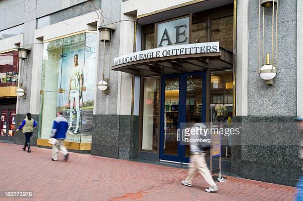 American Eagle Storefront 4361