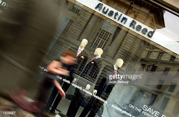 Austin Reed Retailer Stock Pictures Royalty Free Photos Images