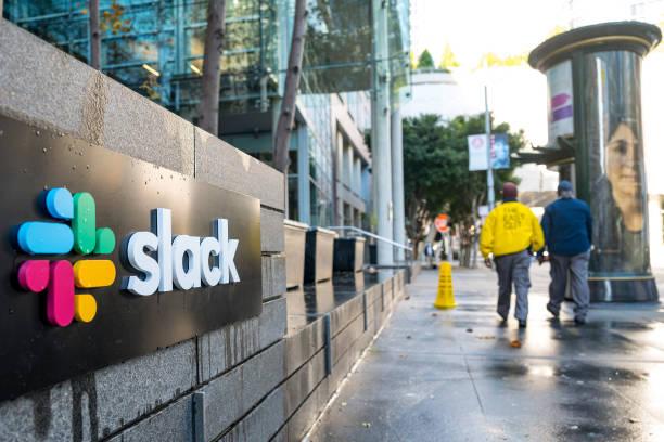 CA: Salesforce To Buy Software Maker Slack For $27.7 Billion