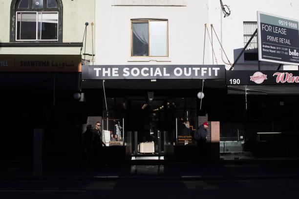 AUS: Mask-Making at Social Enterprise The Social Outifit