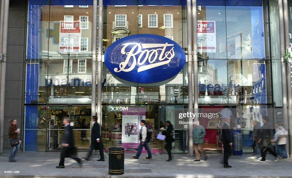 boots bond street