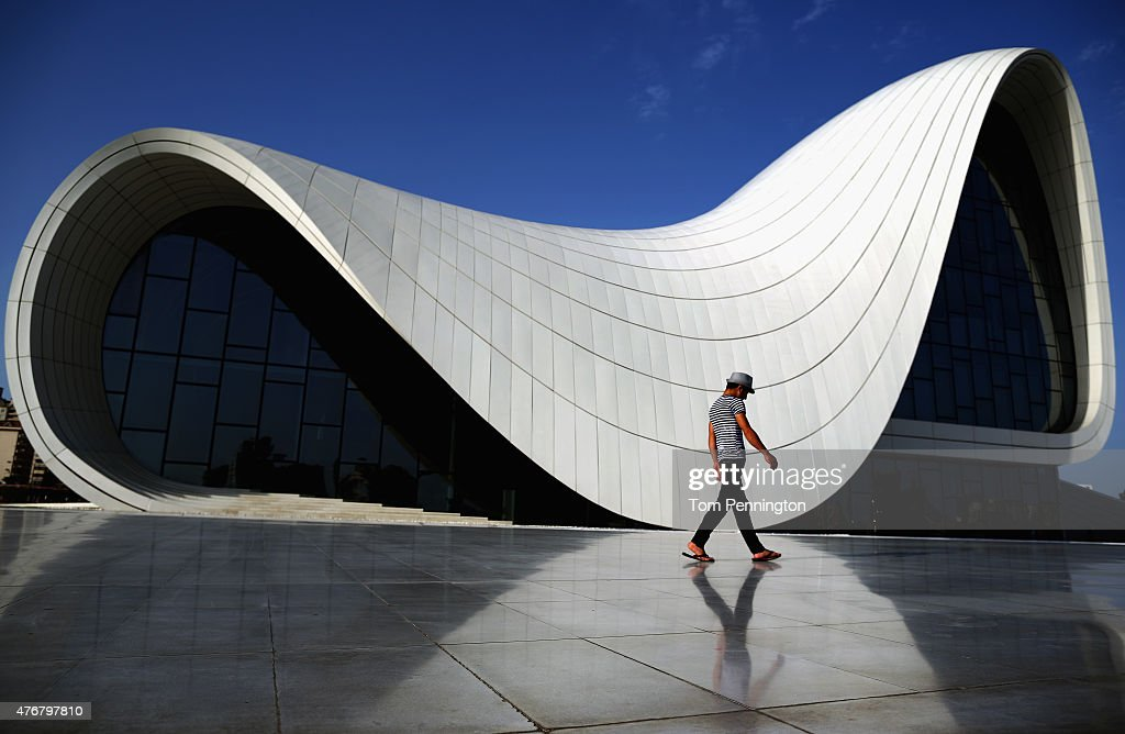 Previews - Baku 2015 - 1st European Games : Fotografía de noticias