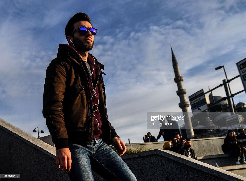 TURKEY-FEATURE : Fotografía de noticias