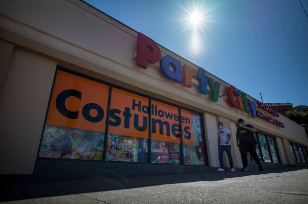CA: Halloween No Treat for Party City in Pandemic