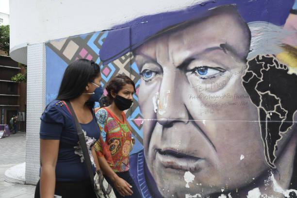VEN: Venezuelan Businesses Start Selling Food To Stay Open Amid Coronavirus Lockdown