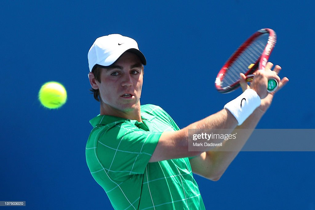 2012 Australian Open - Day 7 : News Photo