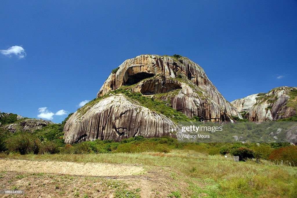 Pedra da Boca : Stock Photo