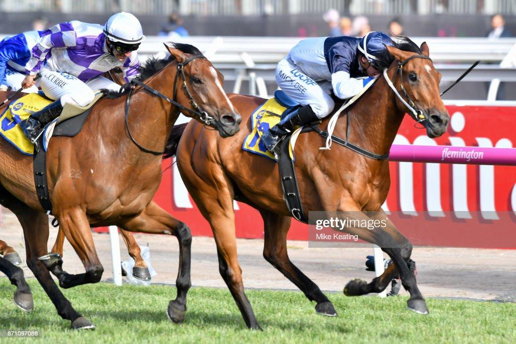 The Hong Kong Jockey Club Stakes : News Photo