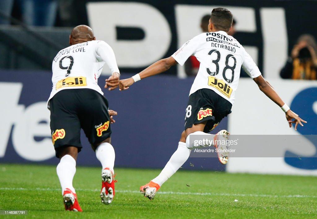 BRA: Corinthians v Sao Paulo - Brasileirao Series A 2019