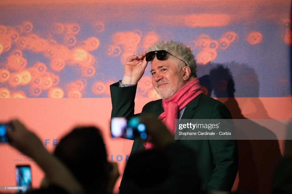 "FRA: ""Pain And Glory (Dolor Y Gloria/ Douleur Et Glorie)"" Press Conference - The 72nd Annual Cannes Film Festival"