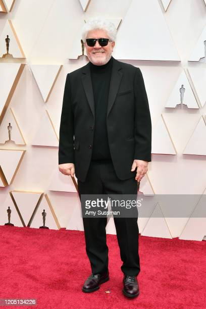 Pedro Almodóvar attends the 92nd Annual Academy Awards at Hollywood and Highland on February 09, 2020 in Hollywood, California.