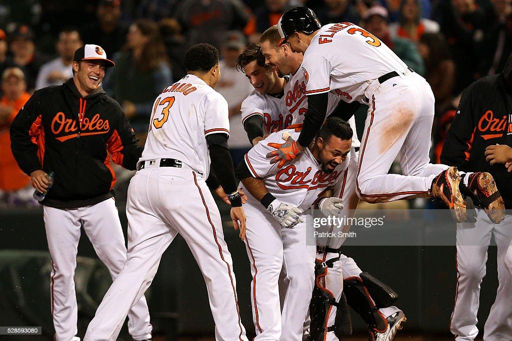 New York Yankees v Baltimore Orioles