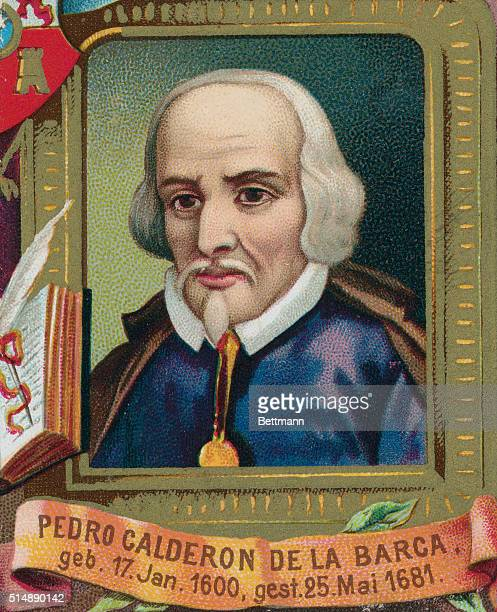 Pedro Calderon de la Barca , Spanish dramatist and poet. He began writing plays for Royal Court in 1623 and was the successor to Lope de Vega as...