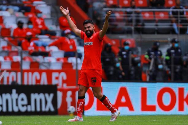 MEX: Toluca v Tigres UANL - Torneo Grita Mexico A21 Liga MX