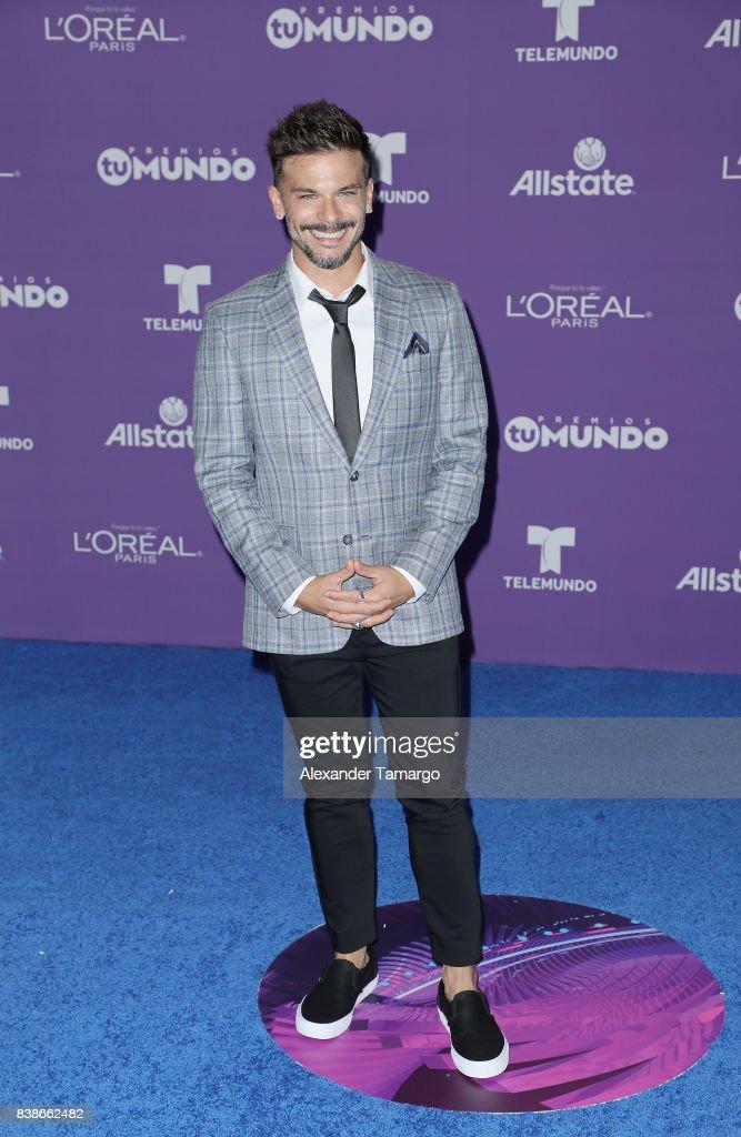 "Telemundo's 2017 ""Premios Tu Mundo"" - Arrivals"