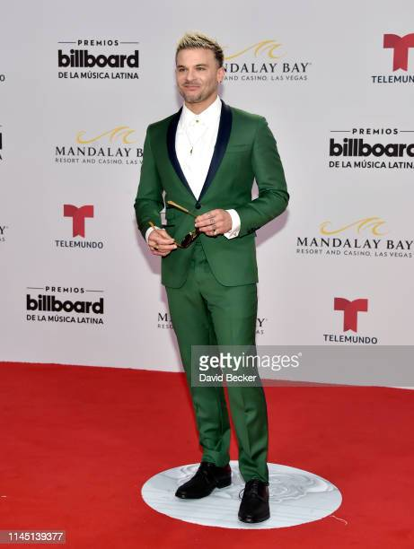 Pedro Capo attends the 2019 Billboard Latin Music Awards at the Mandalay Bay Events Center on April 25 2019 in Las Vegas Nevada