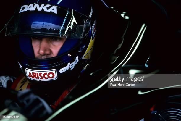 Pedro Diniz Arrows A19 Grand Prix of Argentina Autodromo Oscar Alfredo Galvez Buenos Aires 12 April 1998