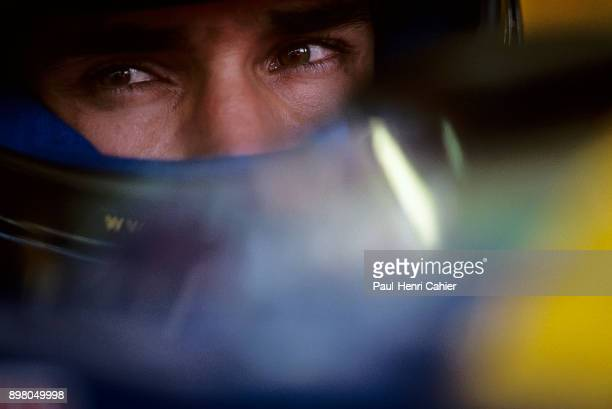 Pedro Diniz SauberPetronas C18 Grand Prix of Belgium Circuit de SpaFrancorchamps 29 August 1999