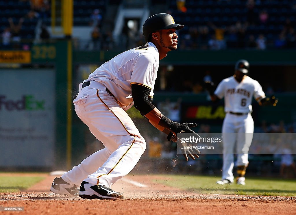Chicago Cubs v Pittsburgh Pirates - Game One