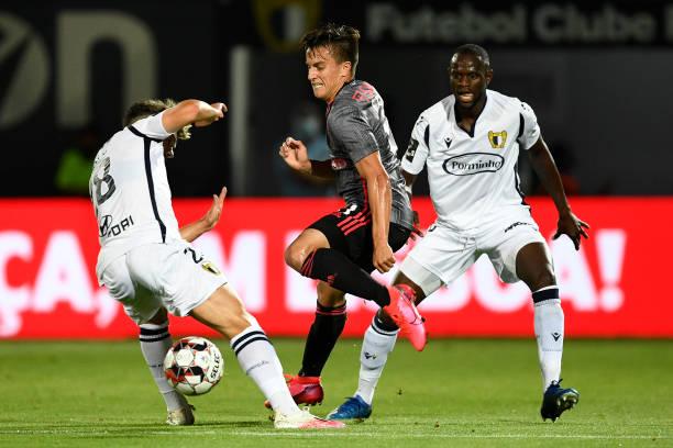 PRT: FC Famalicao vs SL Benfica -  Liga NOS