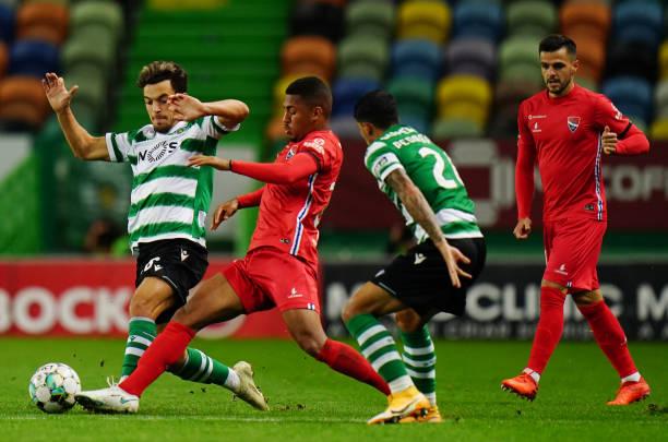 PRT: Sporting CP V Gil Vicente FC - Liga NOS