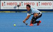 pedro ibarra argentina during mens hockey