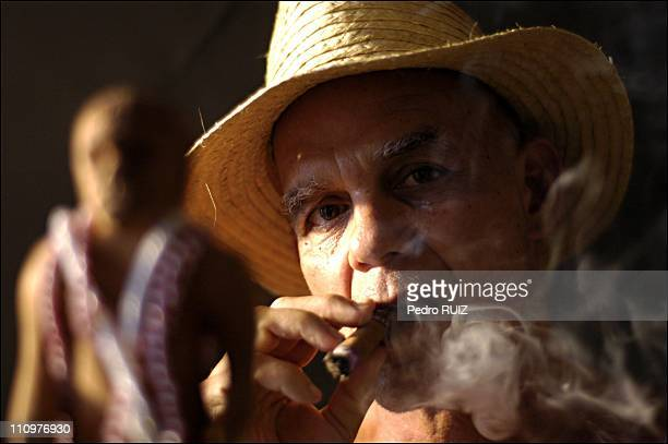 Pedro Juan Gutierrez, 56 years old in Havana, Cuba on June 22nd, 2006 - He is now the Cuban writer more published ten years in the last, Was born in...