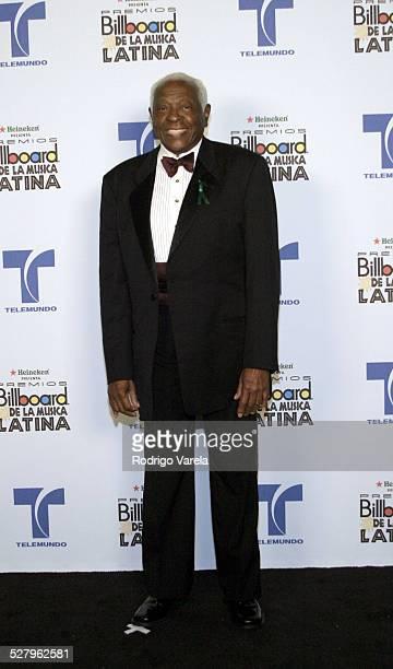 Pedro Knight during 2004 Billboard Latin Music Awards Press Room at The Miami Arena in Miami Florida United States