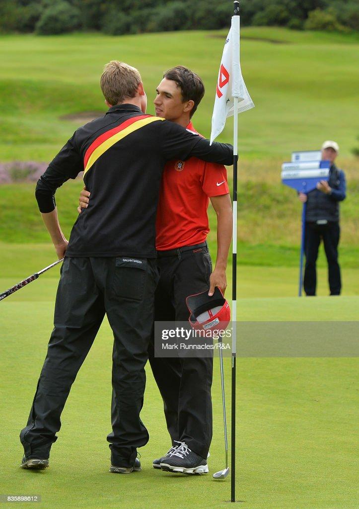 Portuguese amateur golf championship
