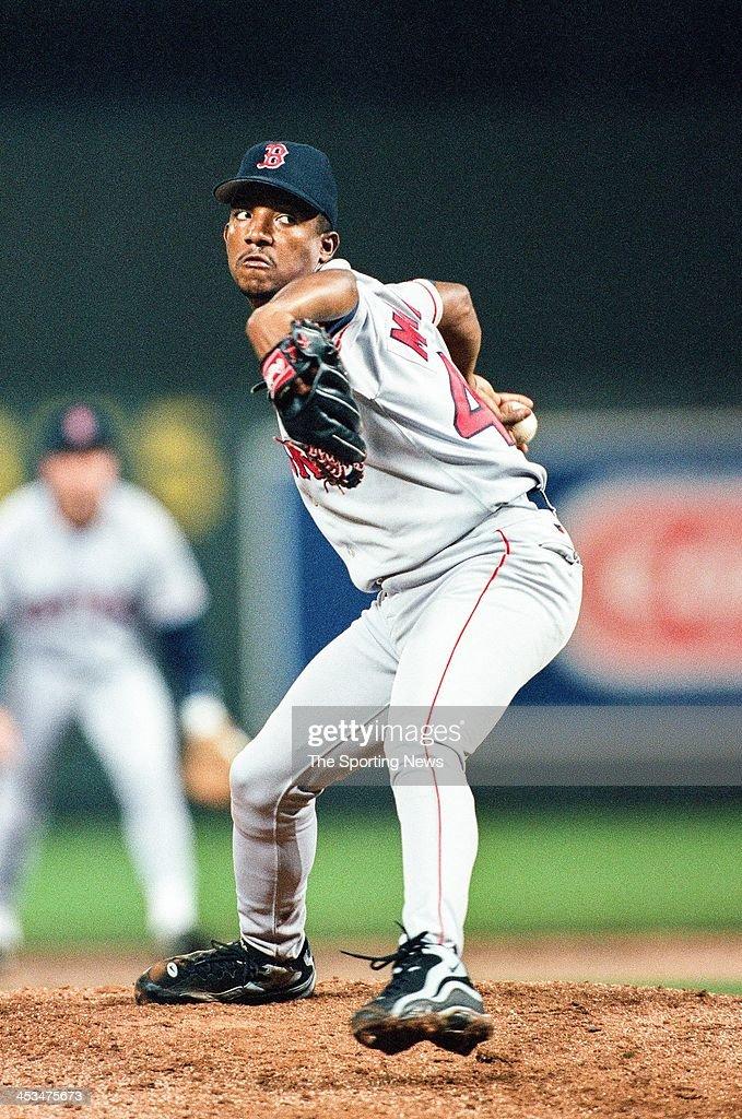Boston Red Sox v Kansas City Royals : News Photo